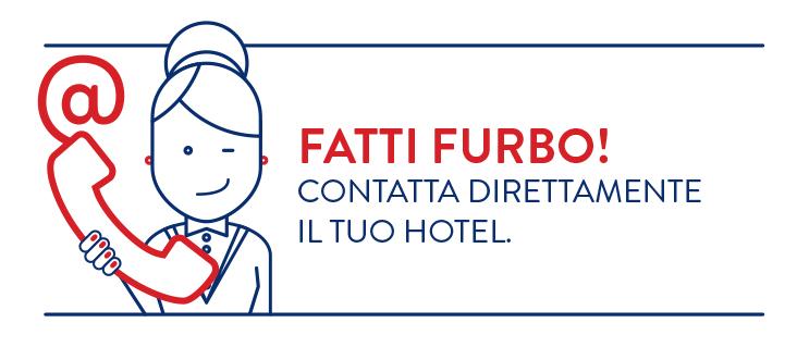 contatta il tuo albergo!