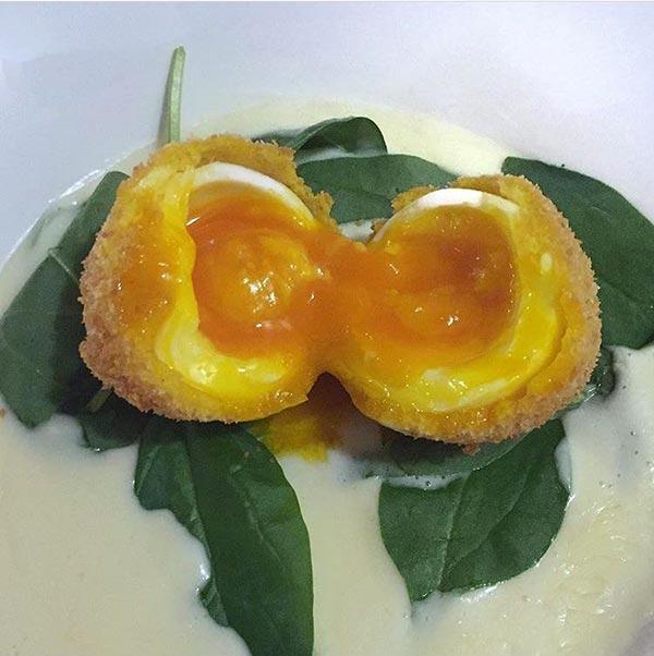 Uovo Croccante